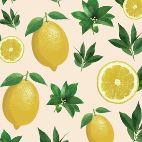 Lemon Love Pink