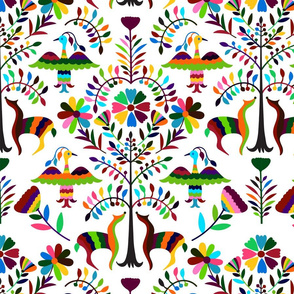 Mexican Otomi Greyhounds Flow