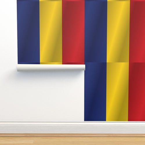 Wallpaper Flag Of Romania