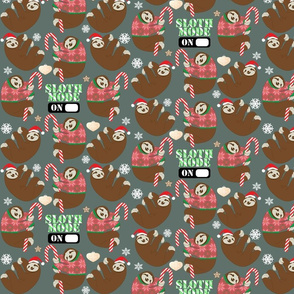 Sloth Mode Holiday Edition