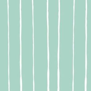Vintage Stripe - ice