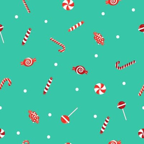 Christmas Bonbons & Lollies