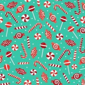 Christmas Sweets - Mint