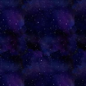 Watercolour Space / Galaxy