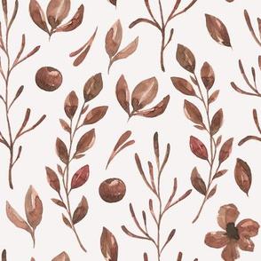 Herbarium / Fall Leaf