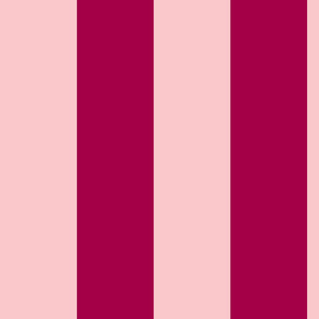 narrow width pink and pink stripe