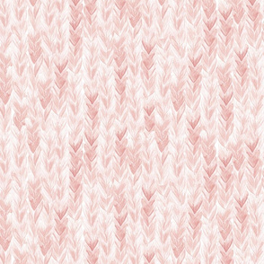 Knit, Purl Watercolor Paint - Blush