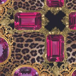 Topaz Leopard Baroque
