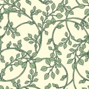 Green Liana / Morris Garden