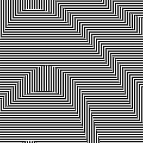 Turbulent Stripes