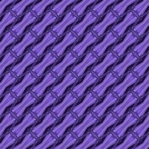 Quilting in Purple Design No 2
