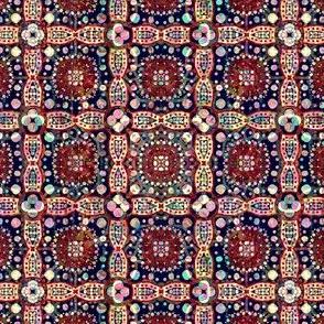 Cosy Colors: Gypsy Picnic Squares