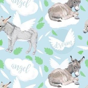 Spirit Donkey Sleep Animals