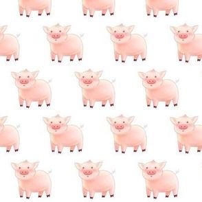 Piglet Pattern