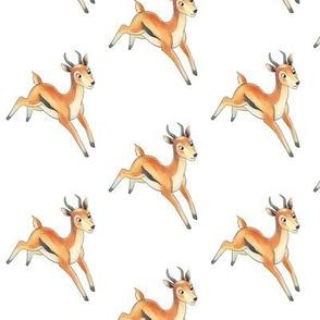 Gazelle Pattern