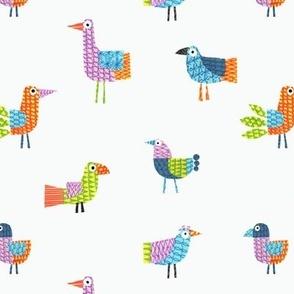 doodle bird dance