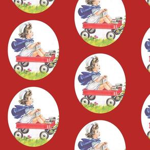 Nurse Nancy's Red Wagon