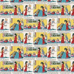 Nurse Nancy Comic Book