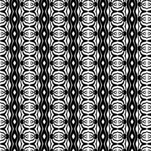 Symmetry in Black and White