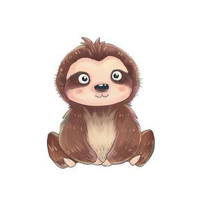 "18"" Sloth Design"