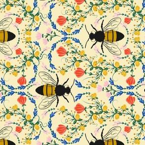 Bee Garden -(rotated)