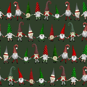 Jolly Gnomes - Sage
