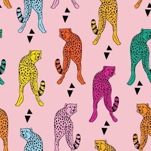 cheetah  pink #02