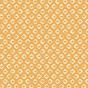 Rough Diamond Stamp - Yellow Reverse