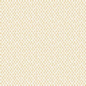Rough Diamond Stamp - Yellow