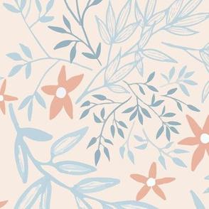 Blush Foliage