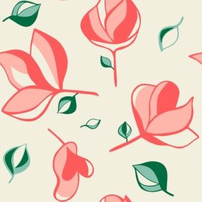Floral passion I
