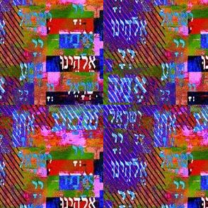 Shema Scattered Joseph's Coat