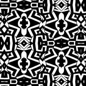 Bold Design in Black and White