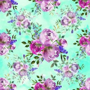 Lita Floral Mint
