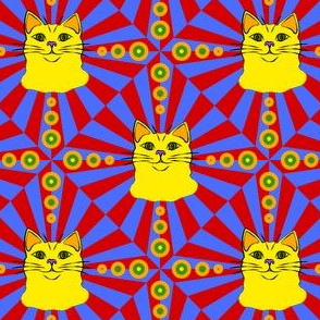 Crazy Circus Cats