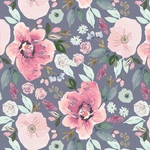 Tiger-Lily-Blossoms Dove 7x7