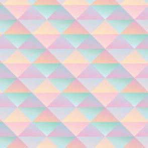 Pastel Pyramids