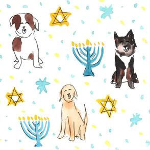 Hanukkah Dogs
