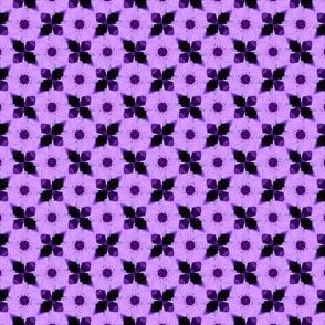 Quilting in Purple Design No 5