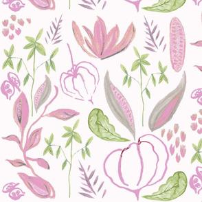 Pink Avocado Physalis