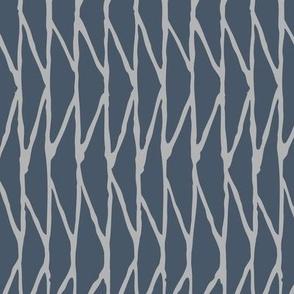 TRIANGLE - Slate Blue
