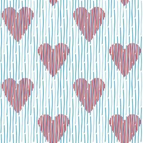 It´s raining love