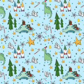 holiday pattern 2