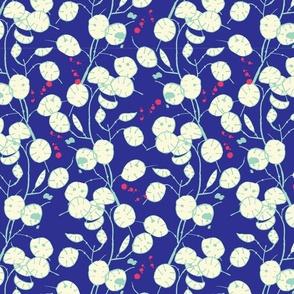 lunaria blue