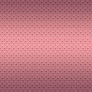 Red geometric gradient soft blur print