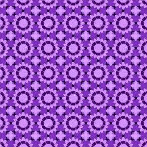 Quilting in Purple Design No 7