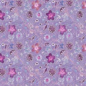 lilac soft garden