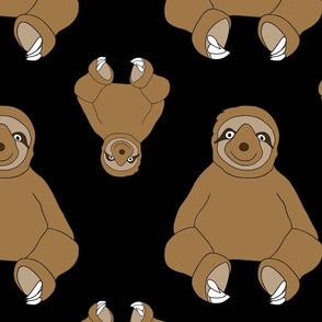 Sloth - Black