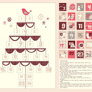 birdy advent calendar