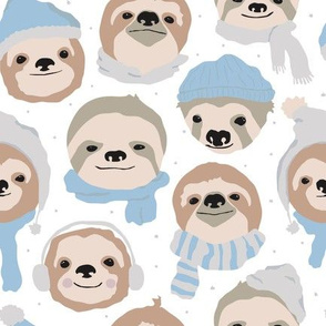 Scandinavian Sloths